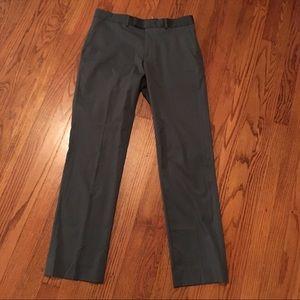 Nick Graham grey dress pants